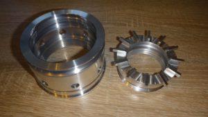 Уплотнительные втулки турбины VTR304-11_51014, 76002